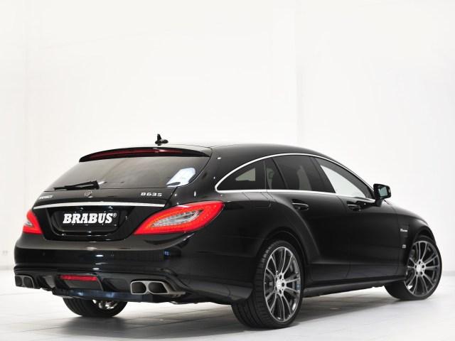 2013 Brabus Mercedes CLS Shoting Brake B63S X218