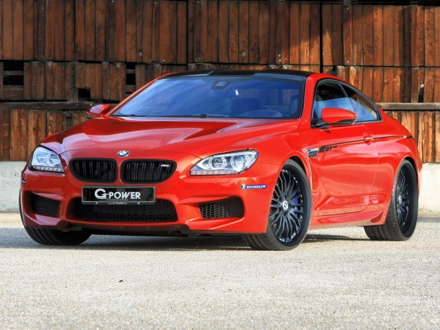 2013 G-Power - Bmw M6 Coupe F13