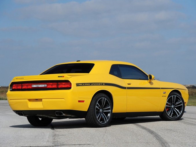 2013 Hennessey - Dodge Challenger SRT 392 Yellow Jacket