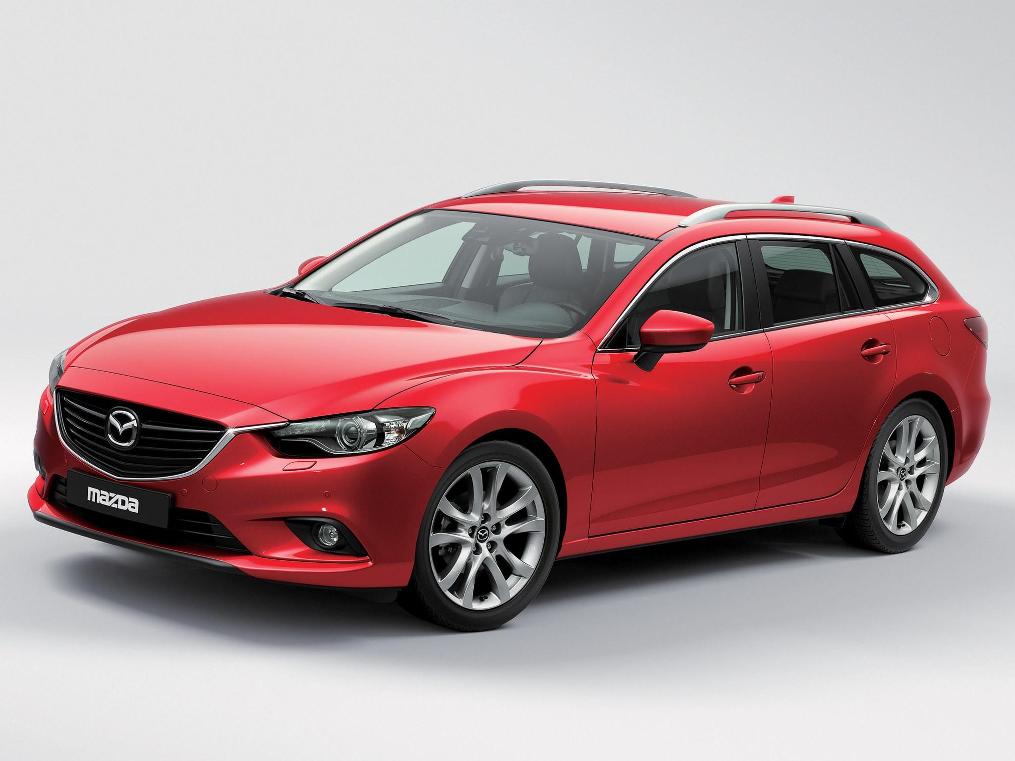 2013 Mazda 6 Wagon