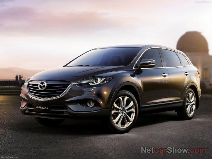 2013 Mazda CX 9