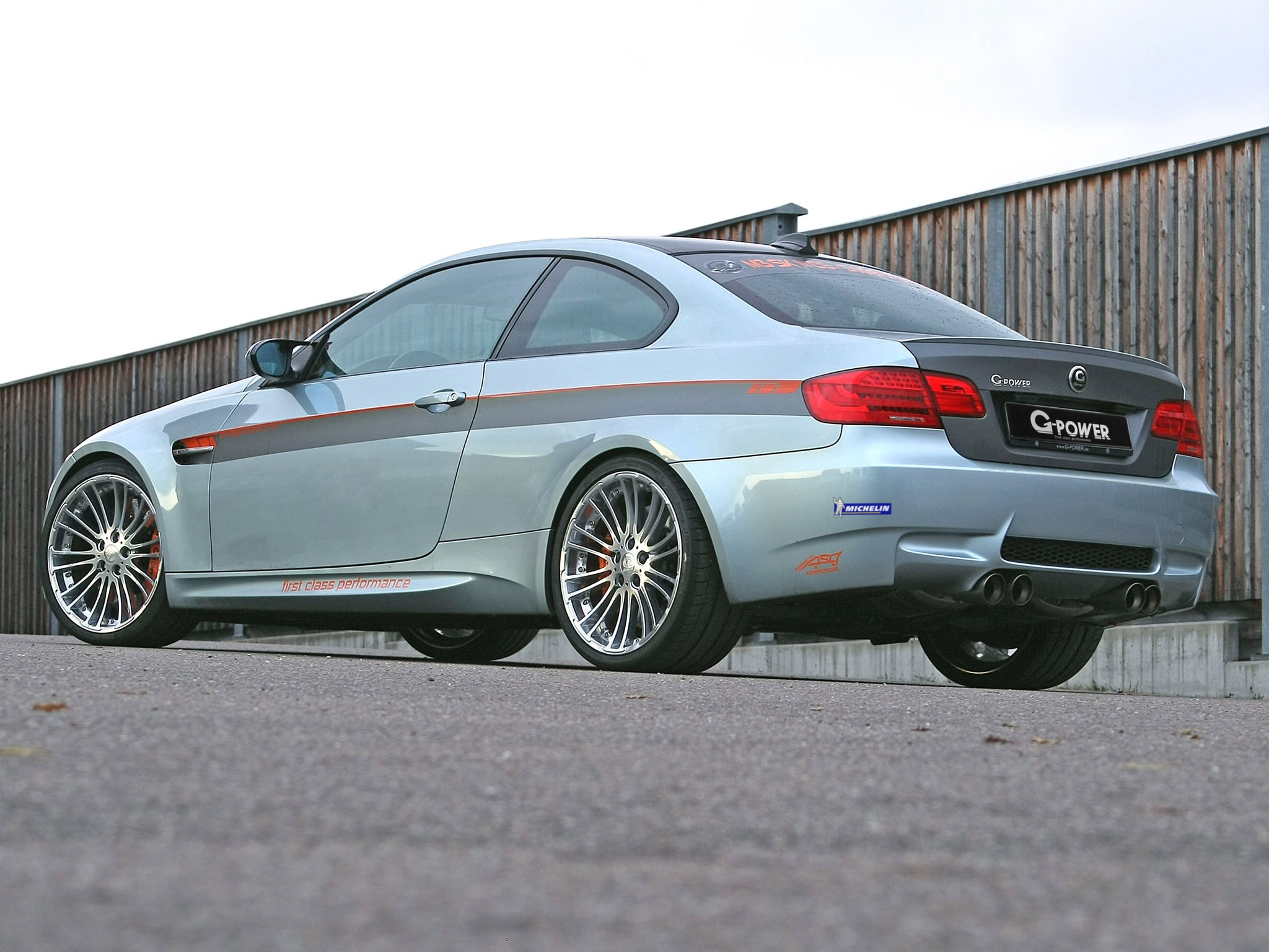 2014 G-Power - Bmw M3 Hurricane 337 Edition E92