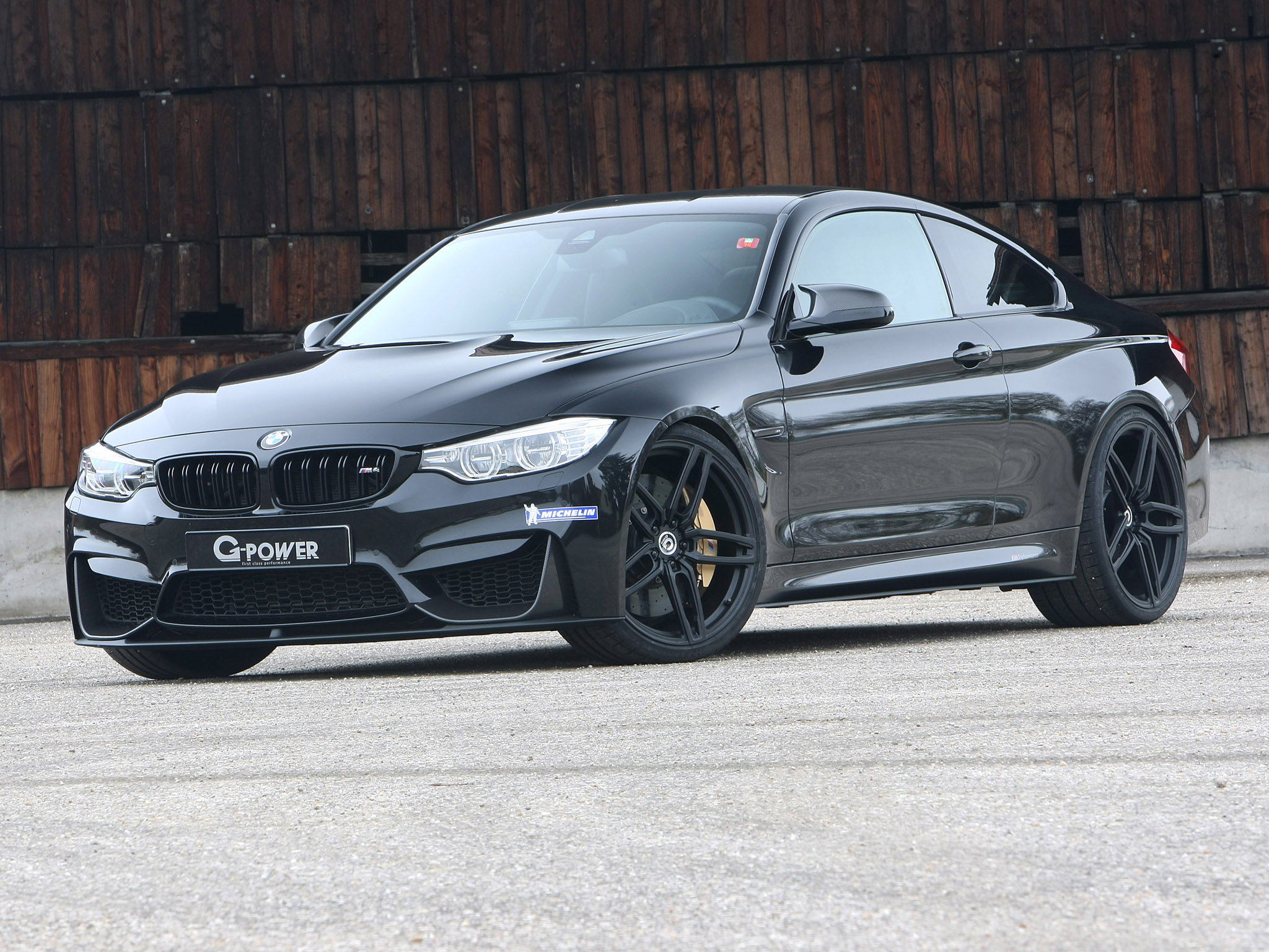 2014 G-Power - Bmw M4 bi-Tronik F82