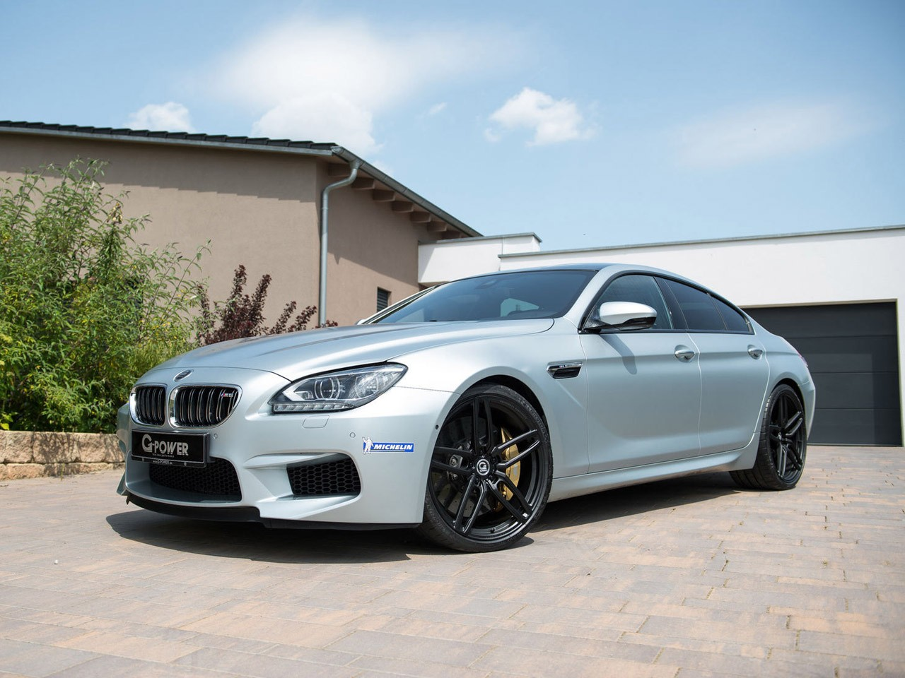 2014 G-Power - Bmw M6 Gran Coupe