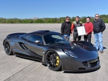 2014 Hennessey - Venom GT World Speed Record