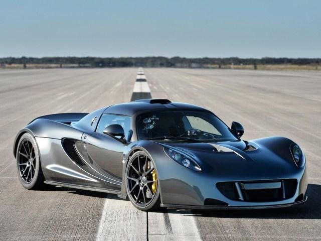 2014 Hennessey - Venom GT World Speed Record