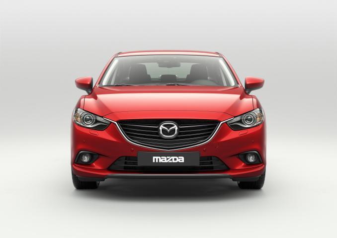 2014 Mazda 6 Sedan