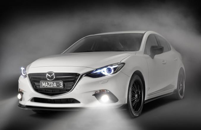 2014 Mazda 3 Kuroi Sports Package