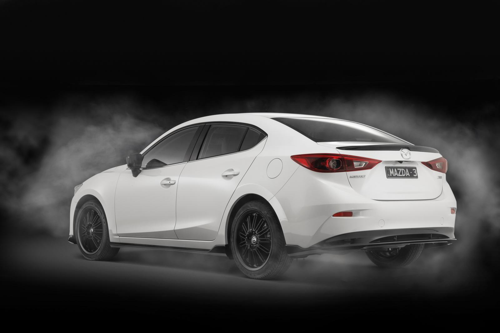 2014 Mazda 3 Kuroi Sports Package