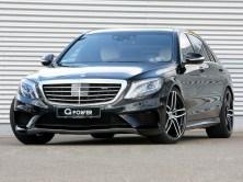 2015 G-power - AMG Mercedes S63 Lang V222