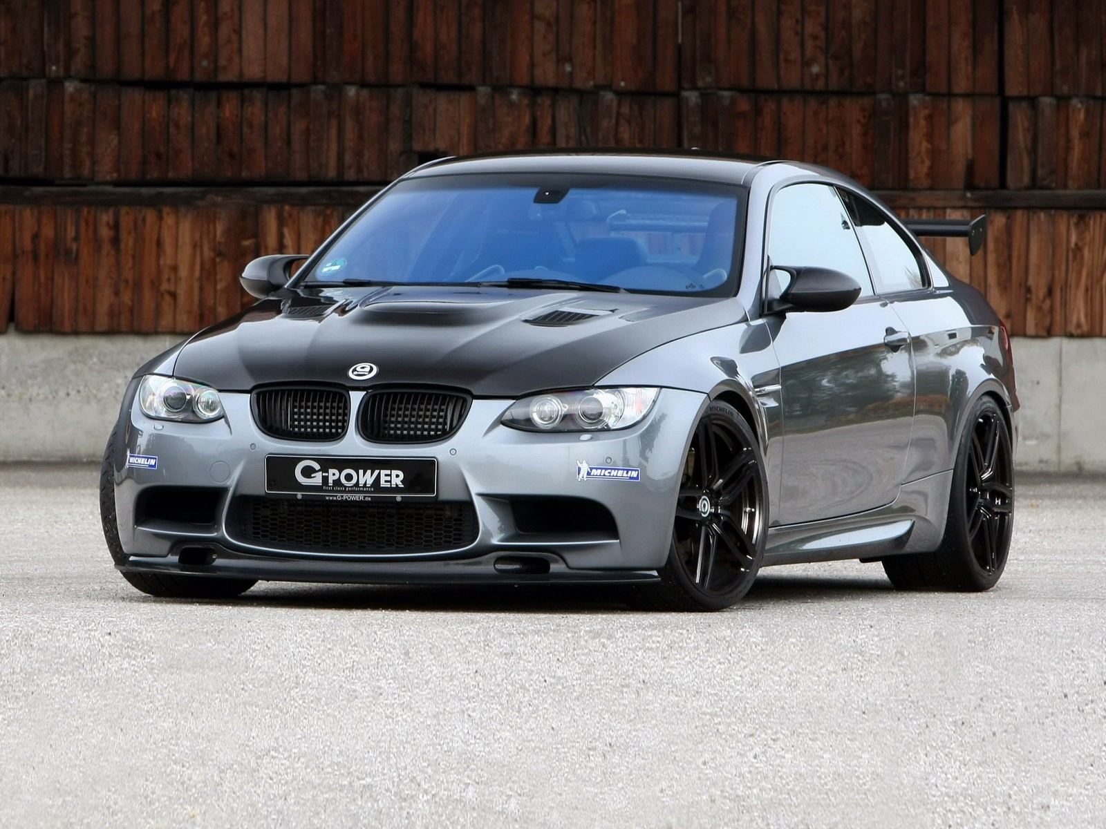 2015 G-power - Bmw M3 RS E9X E92