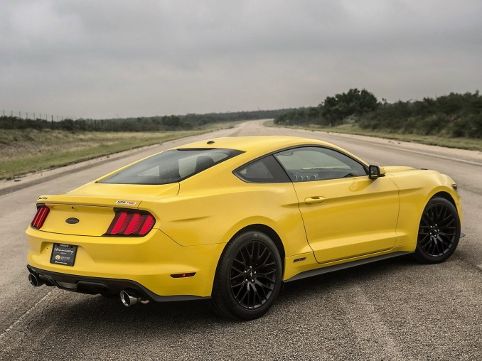 2015 Hennessey - Mustang GT HPE750 Supercharged