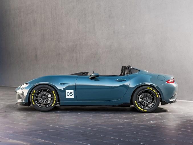 2015 Mazda MX-5 Speedster Concept