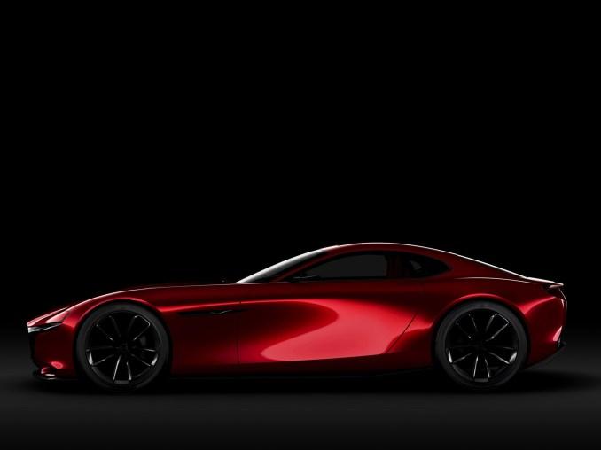 2015 Mazda RX Vision