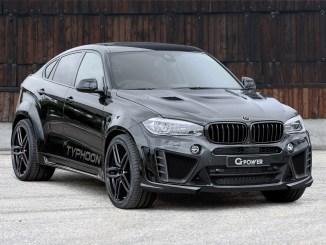 2016 G-Power Bmw X6 M Typhoon F86