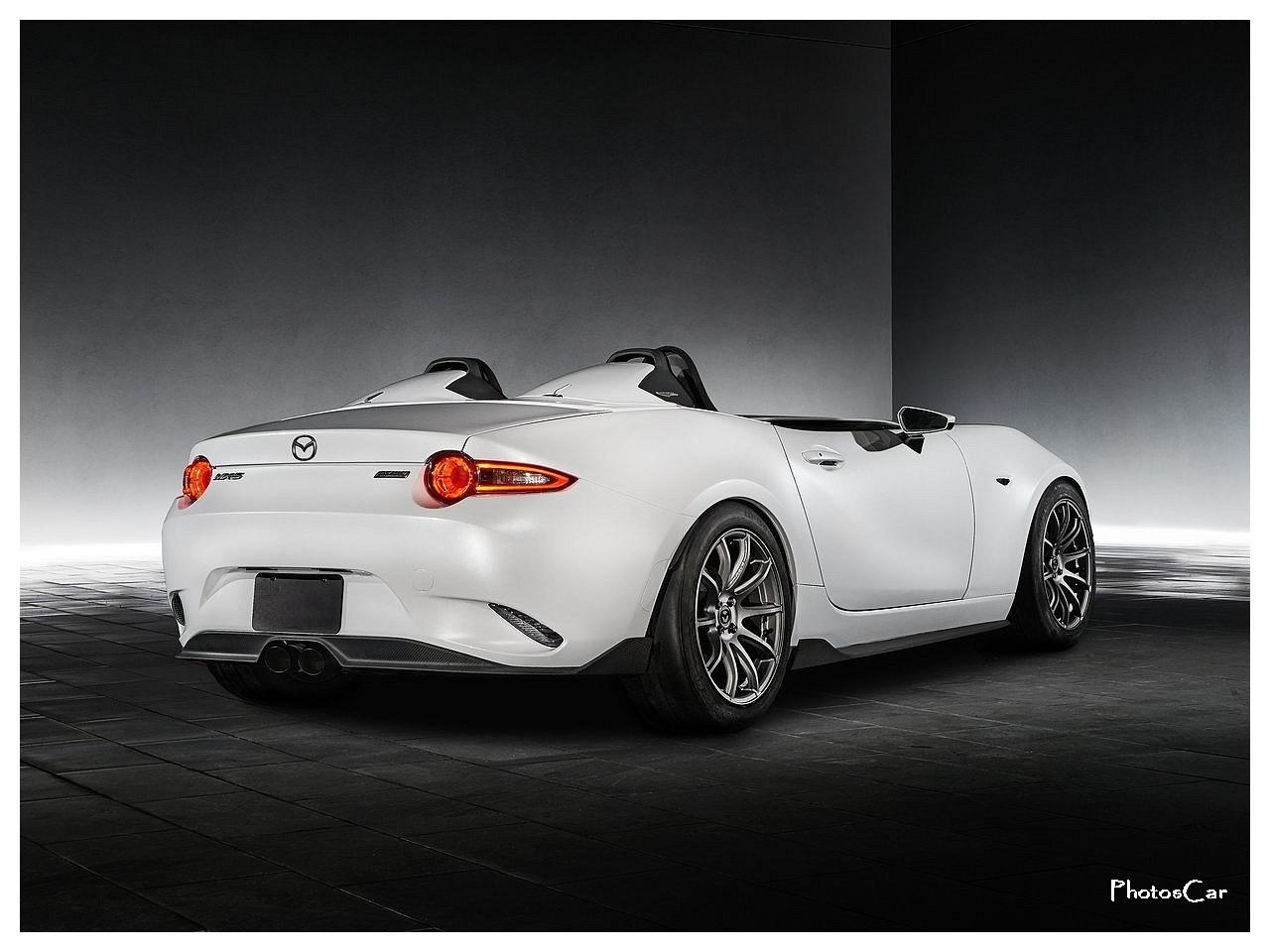 2016 Mazda MX-5 Speedster Evolution Concept
