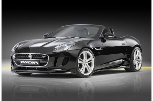 2016 Piecha Design : Jaguar F-Type V8 S Convertible