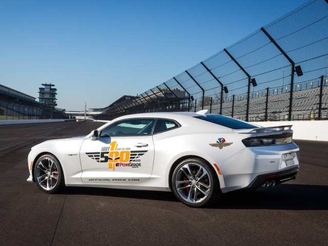 2016 Chevrolet Camaro SS Indy 500 Pace-Car