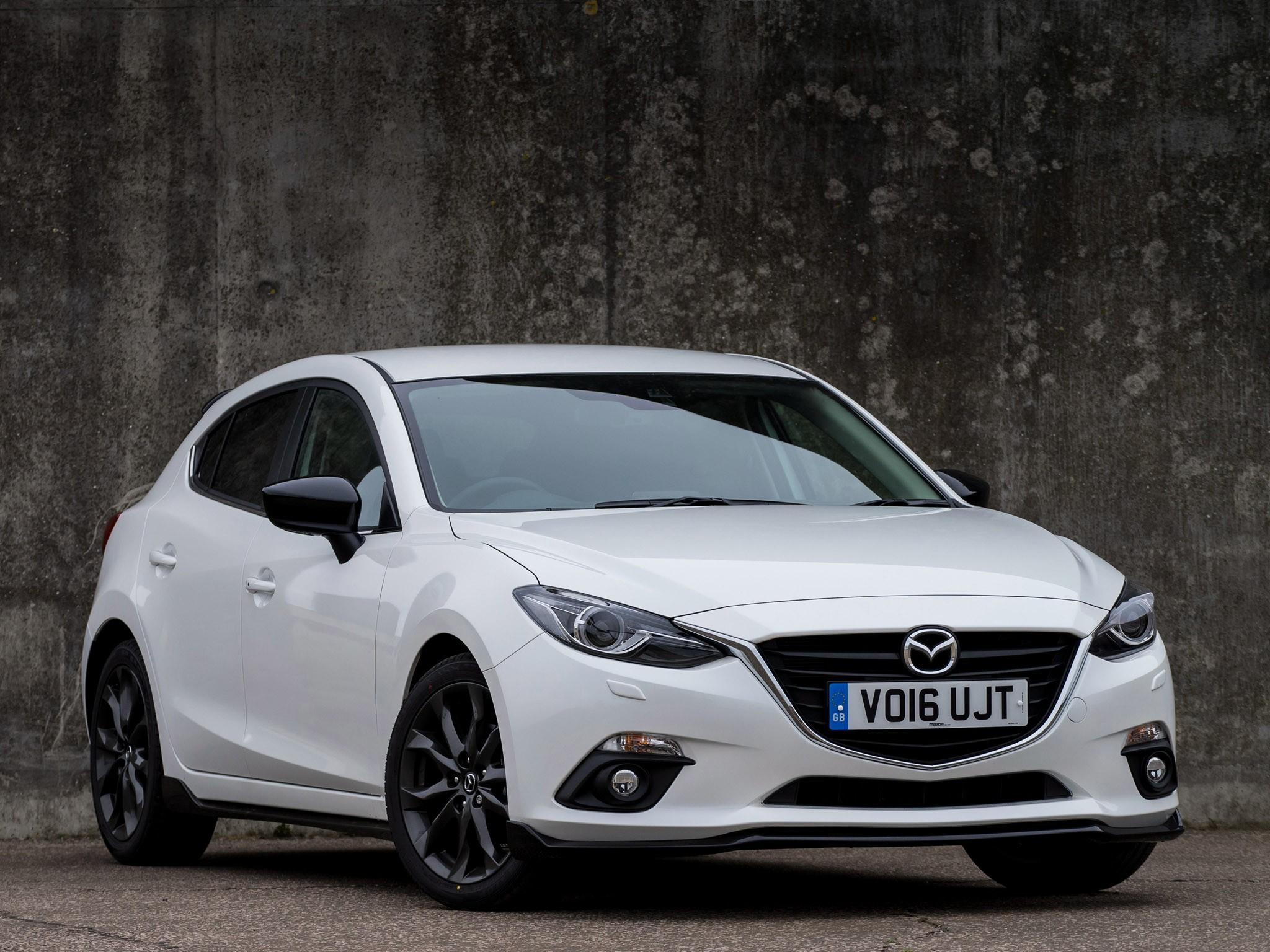 2016 Mazda3 Sport Black
