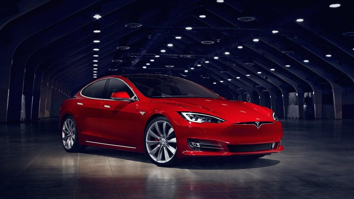 Tesla Constructeur Automobiles de voitures électriques