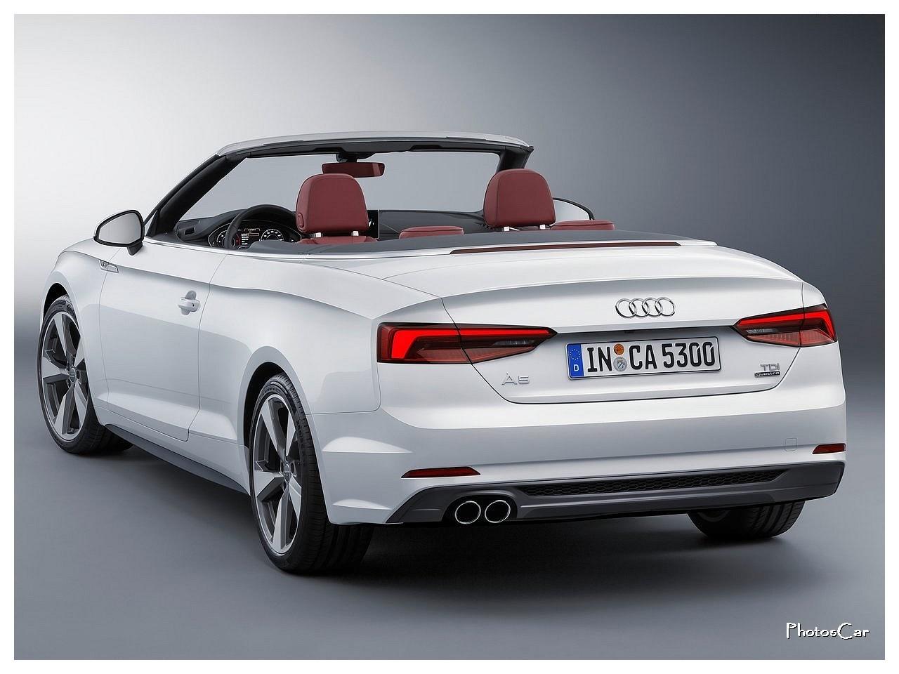 Audi A5 Cabriolet 2017