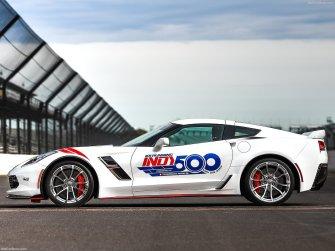 2017 Chevrolet Corvette Grand Sport Indy 500 Pace-Car