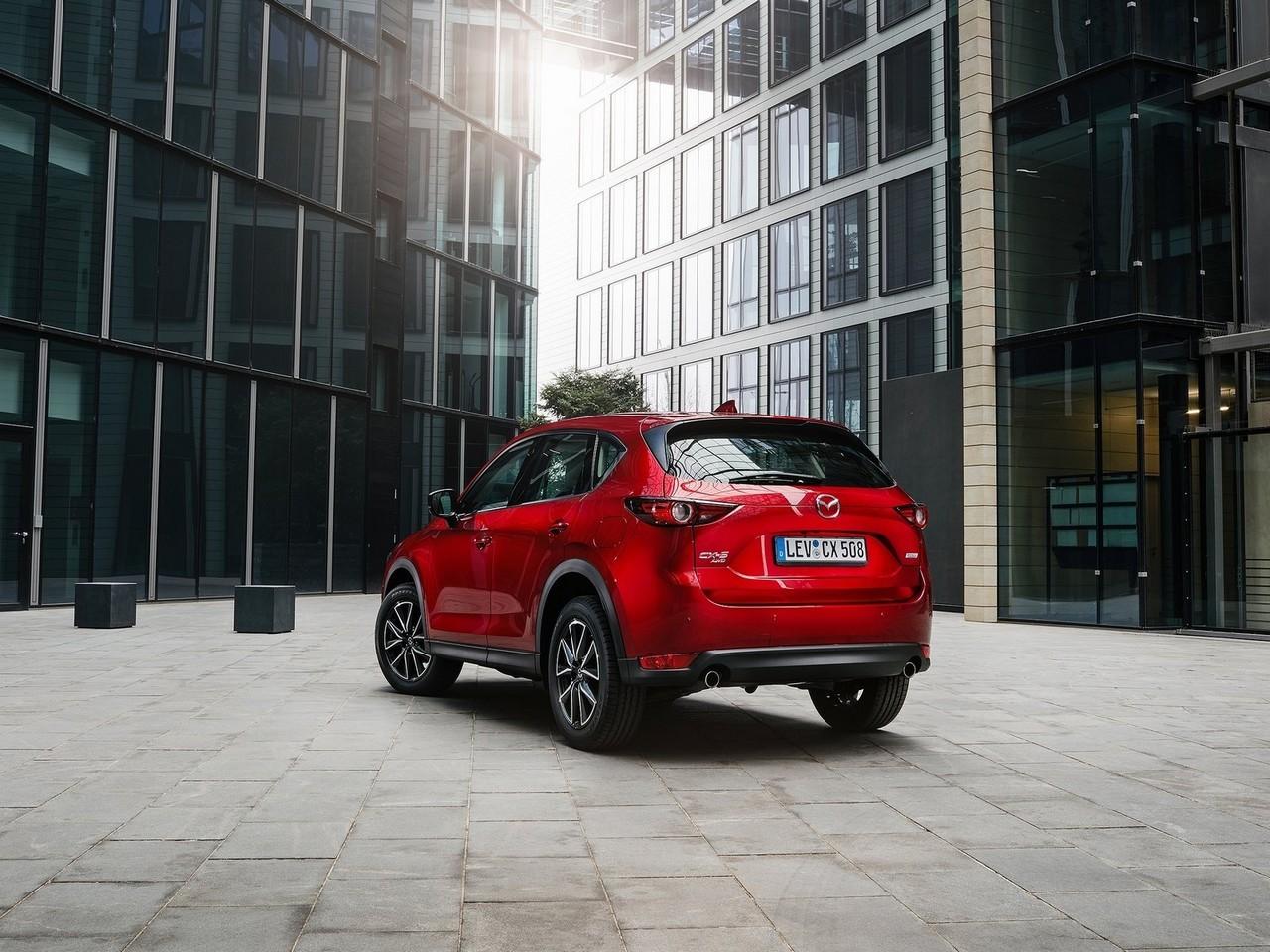 2017 Mazda CX 5 EU Version