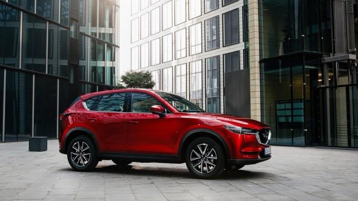 Mazda CX-5 EU Version 2017: premiers essais européens