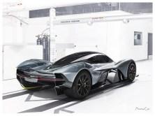 Aston Martin AM-RB 001 2018