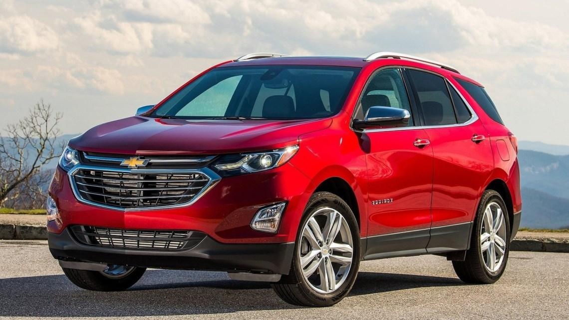 Chevrolet Equinox 2018 : SUV compact avec l'âme américaine – Photoscar