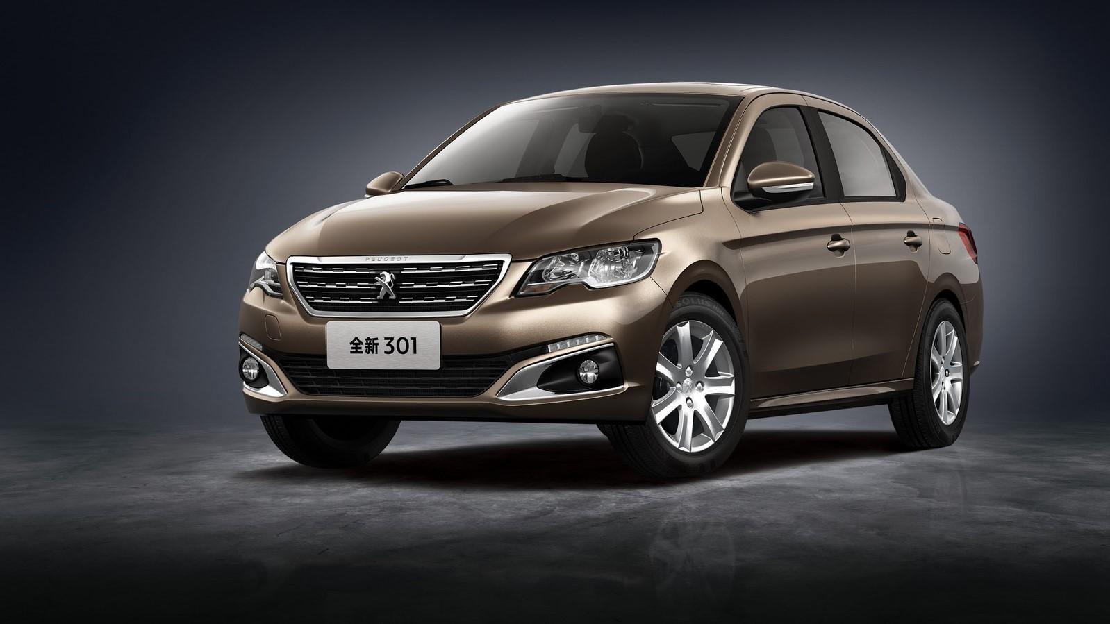 Peugeot 301 2017