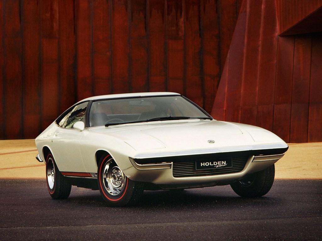 1970 Holden Torana GTR X Concept