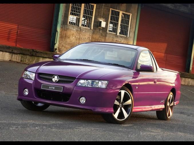 2007 Holden UTE SVZ