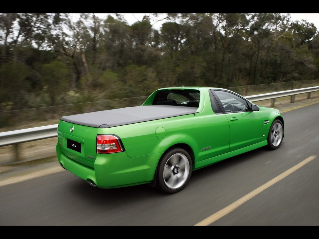 2007 Holden VE SS-V UTE