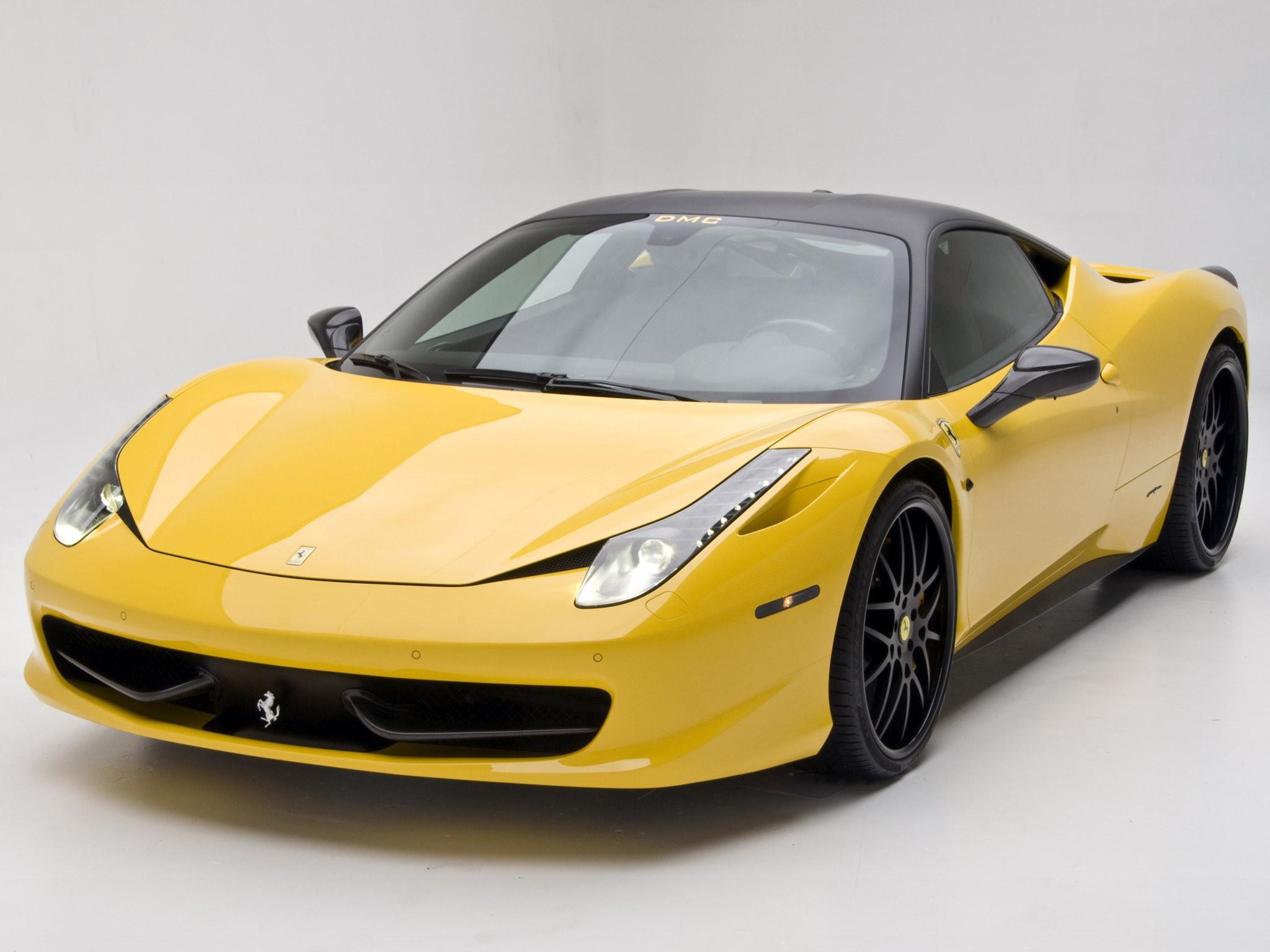 2011 Ferrari 458 Italia by DMC Design