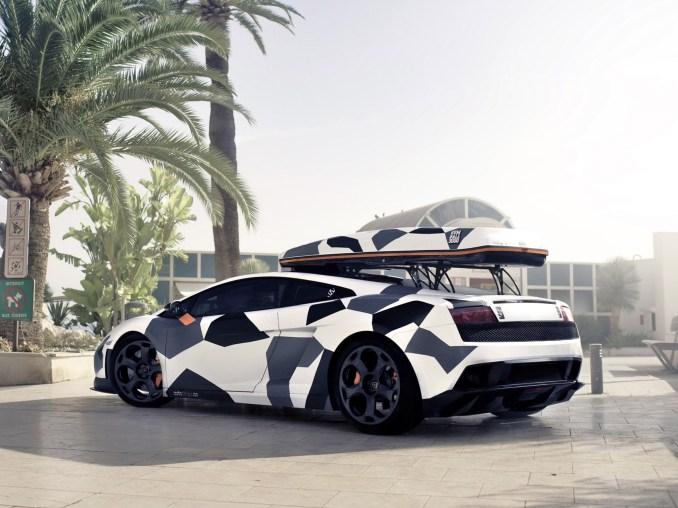 2011 Lamborghini Gallardo Neve Veloce by DMC Design