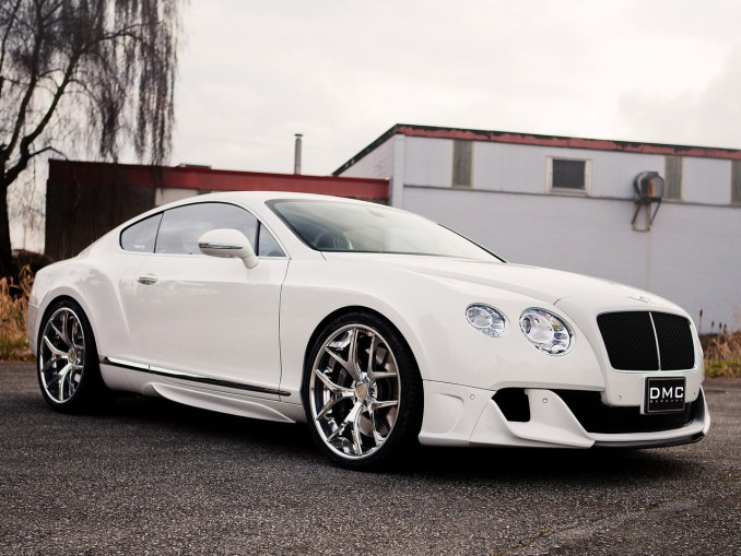 2013 Bentley Continental GTC Duro by DMC Design