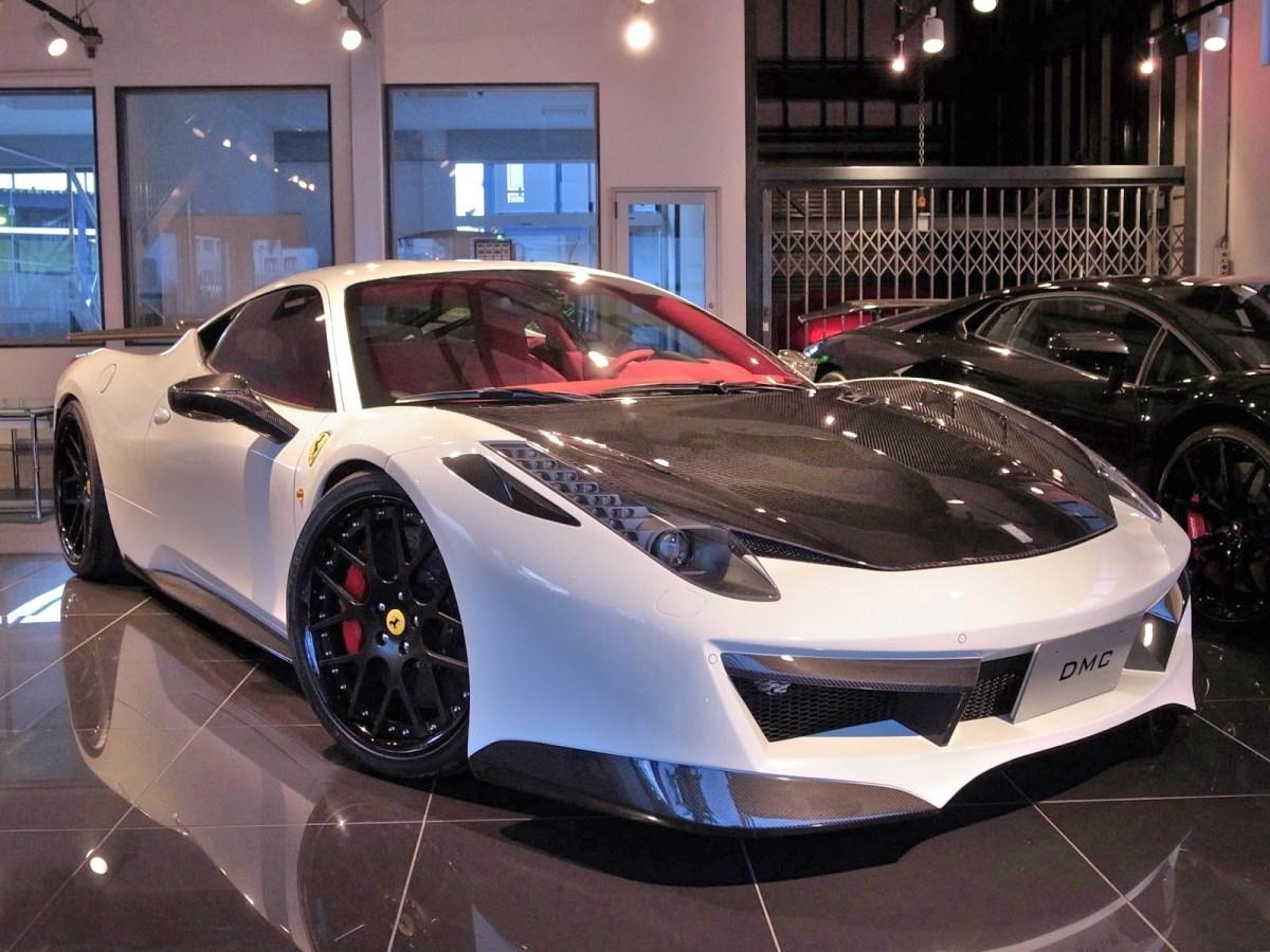 2013 Ferrari 458 Italia Estremo Edizione by DMC Design