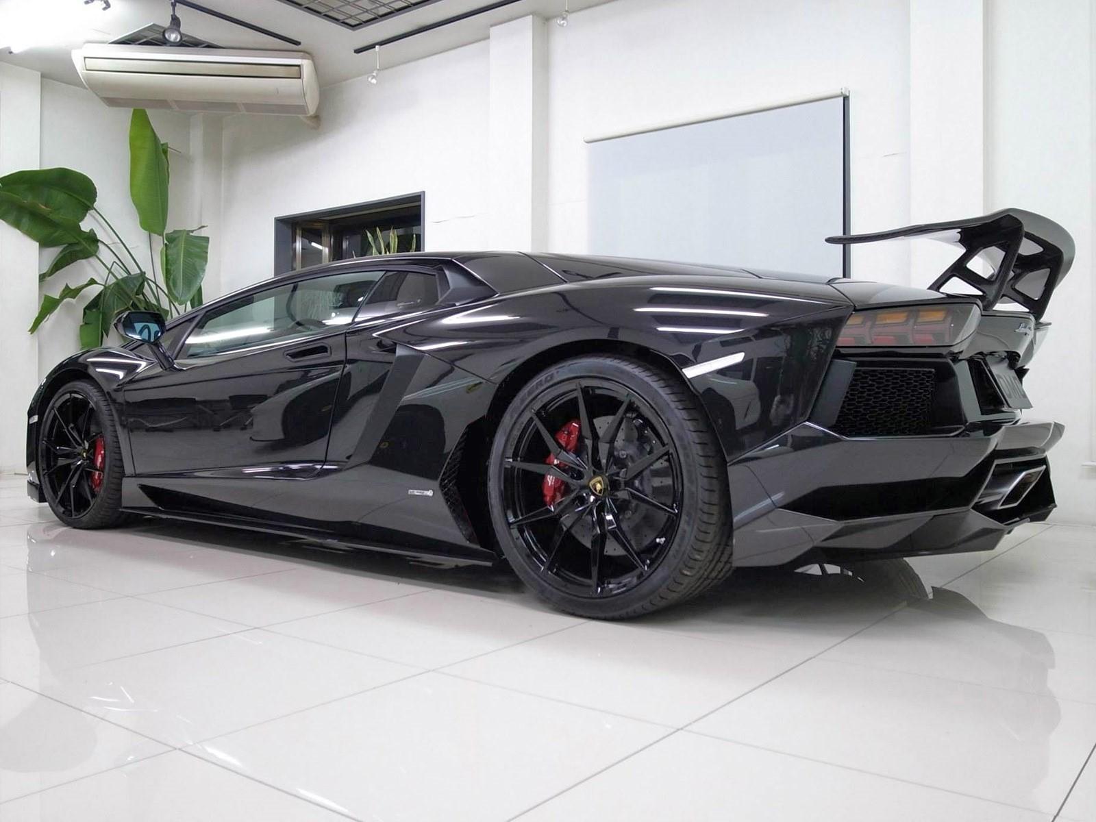 2013 Lamborghini Aventador lp700 Autoproject by DMC Design