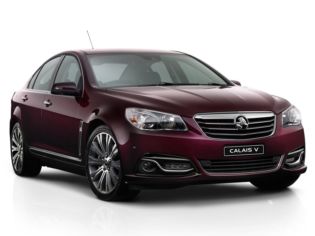 2013 Holden Calais V Series