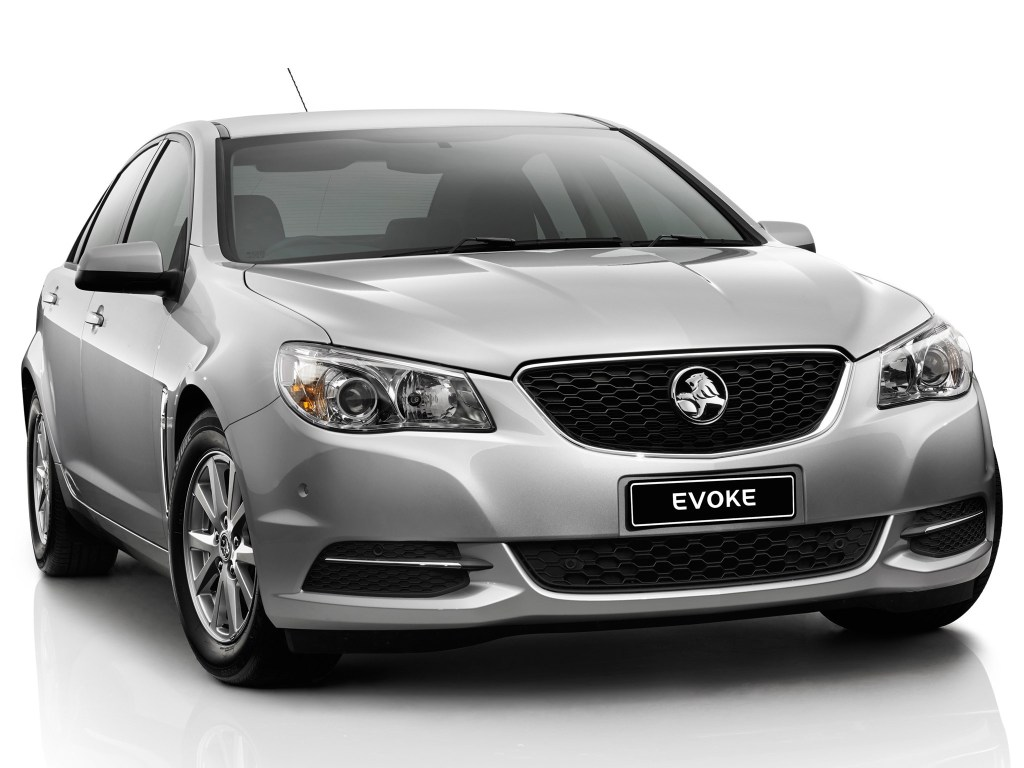 2013 Holden Commodore Evoke