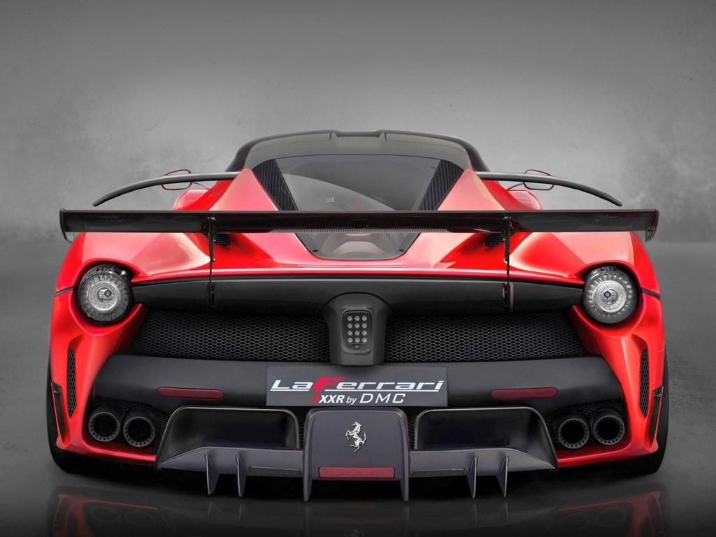 Laferrari FXX-R 2014 - DMC-Design