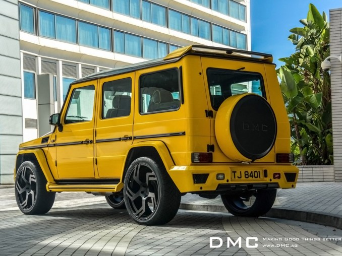 2015 Mercedes G88 Limited Edition by DMC Design