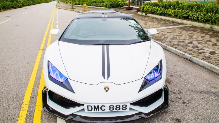 DMC Lamborghini Huracan LP610 2016