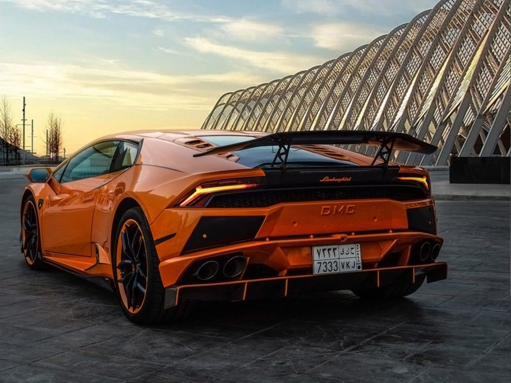2016 Lamborghini Huracan LP610 by DMC_Design