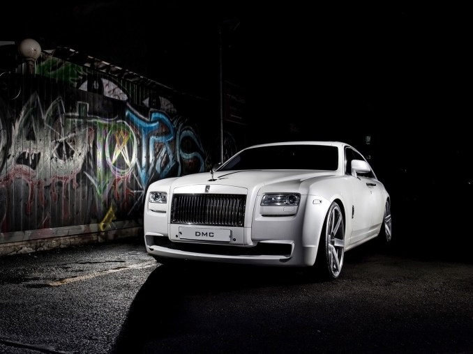 2016 Rolls Royce Ghost Saranghae by DMC Design
