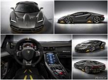 2016 Lamborghini Centenario Coupe