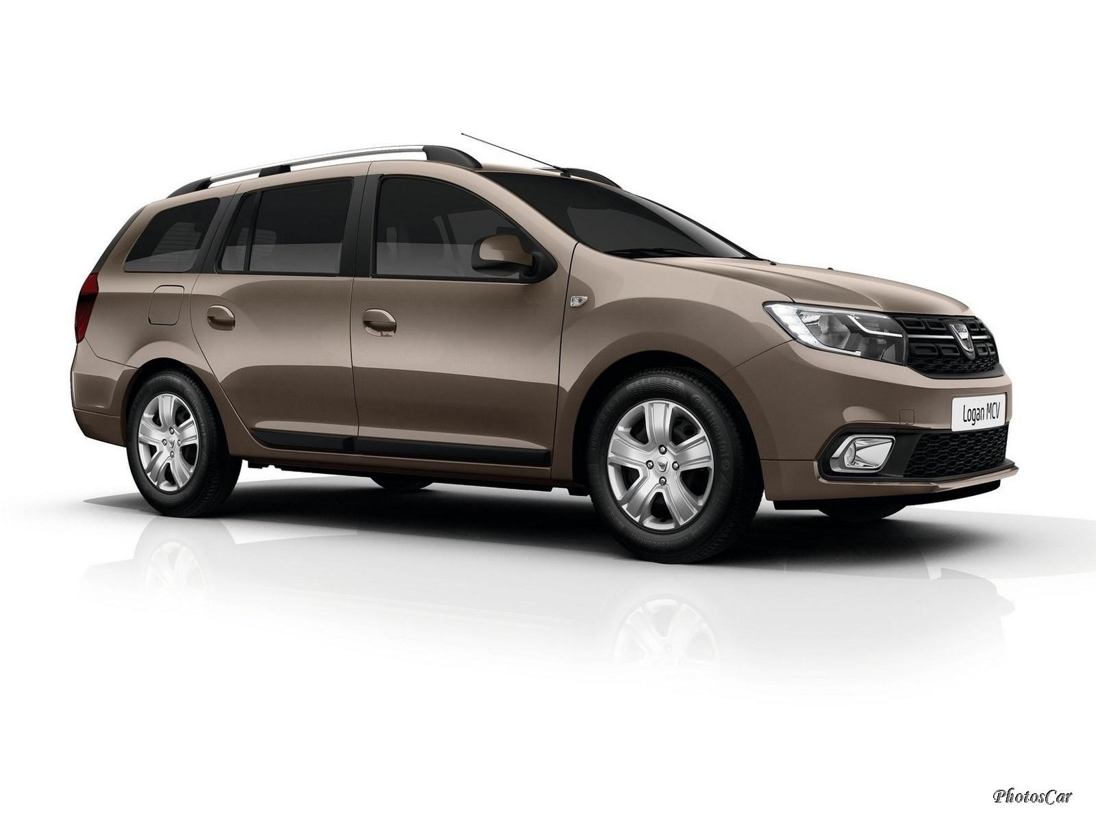 Dacia Logan MCV 2017