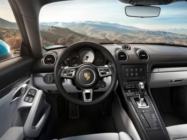 Porsche_718 Cayman 2017