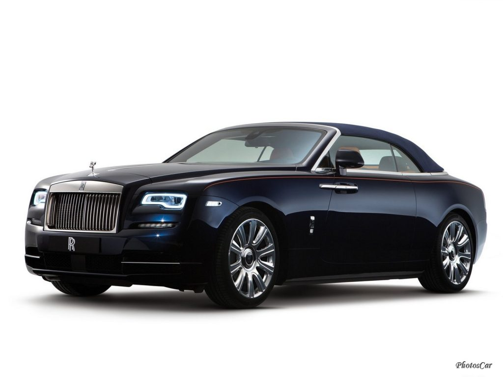 Rolls Royce Dawn 2017